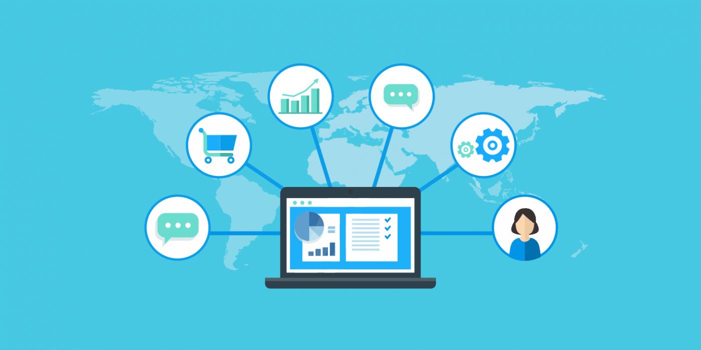 Phần mềm quản lý doanh nghiệp tổng thể