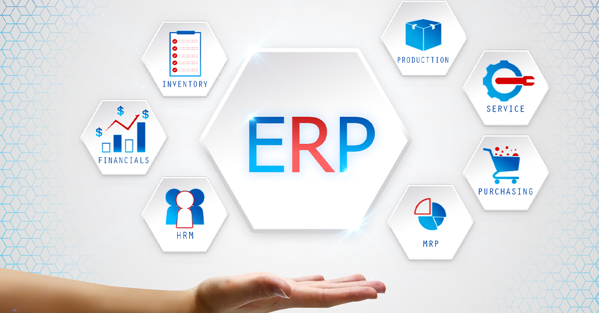 Khó khăn khi triển khai ERP