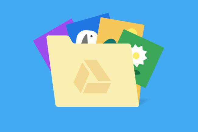 Cách tải file bị nhiễm virus trên Google Drive