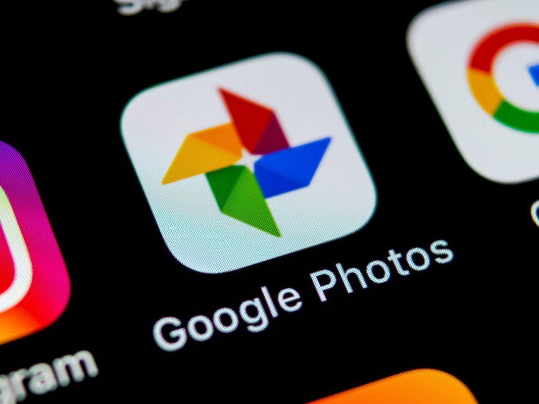 thay thế google photo