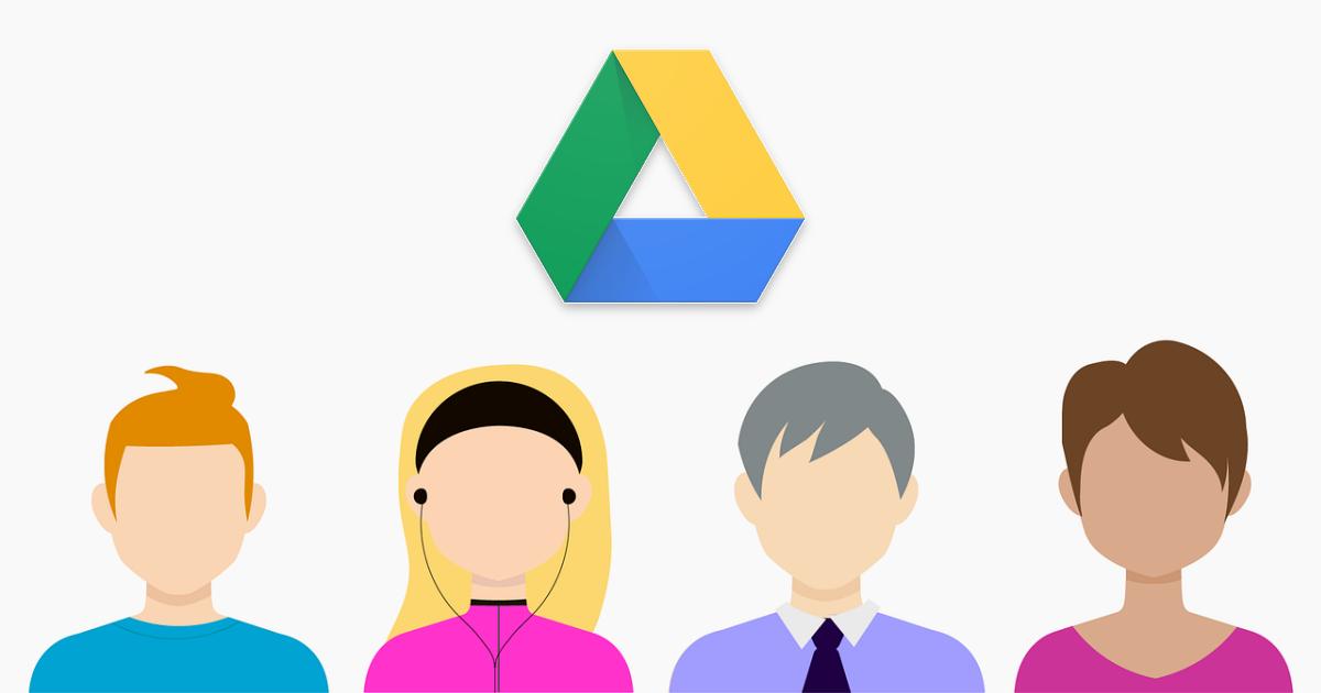 Google TeamDrive - Bộ nhớ dùng chung của Google Drive